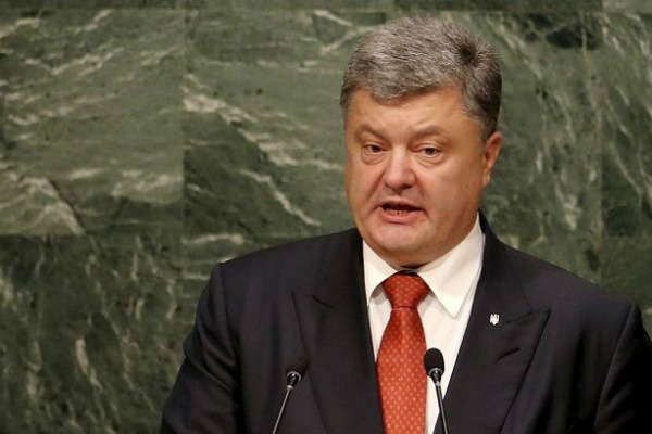 Порошенко заболел в Нью-Йорке в ходе визита на Генассамблею ООН