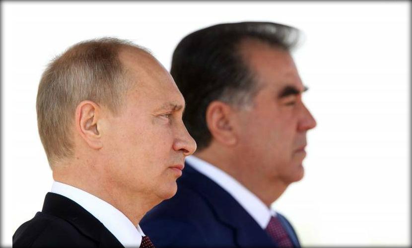 Владимир Путин прокомментировал теракт в Таджикистане