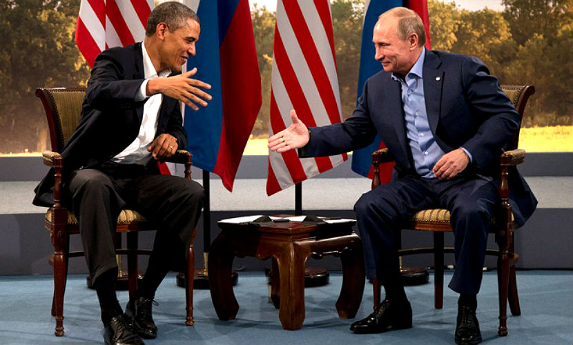 В Кремле пообещали сообщить о встрече Путина и Обамы после согласования