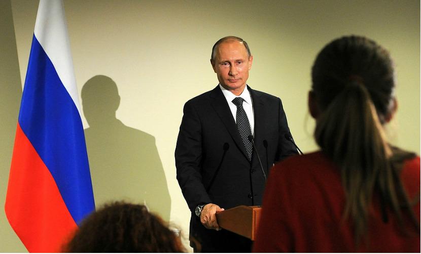 Путин раскрыл секрет исчезновения генсека ООН на ланче
