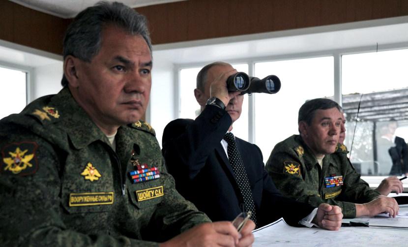 Путин внезапно привел войска ЦВО в боеготовность «Полная»