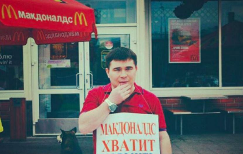 Москвич три года борется с