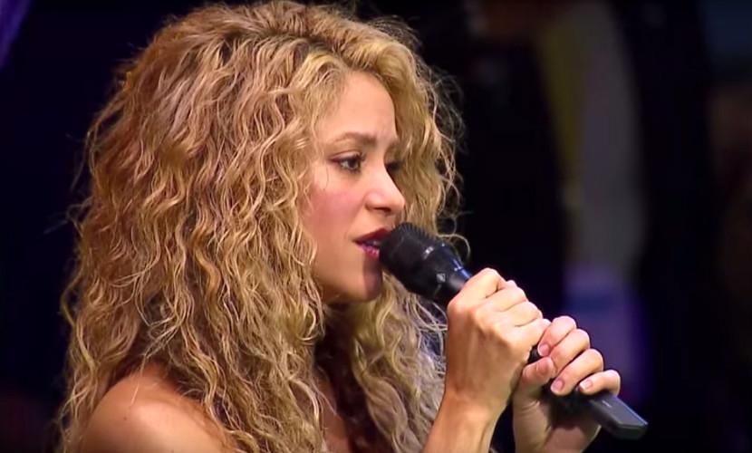 Шакира выступила на Генассамблее ООН с песней Леннона в честь детей и сирийских беженцев
