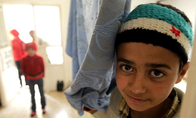 ФМС: в России проживают 12 тысяч беженцев из Сирии