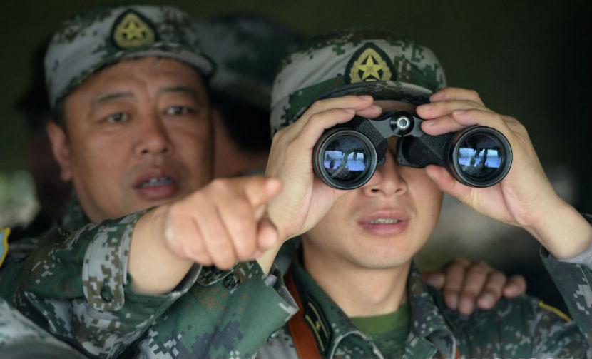 Китай окажет поддержку российским военным в Сирии, - эксперт