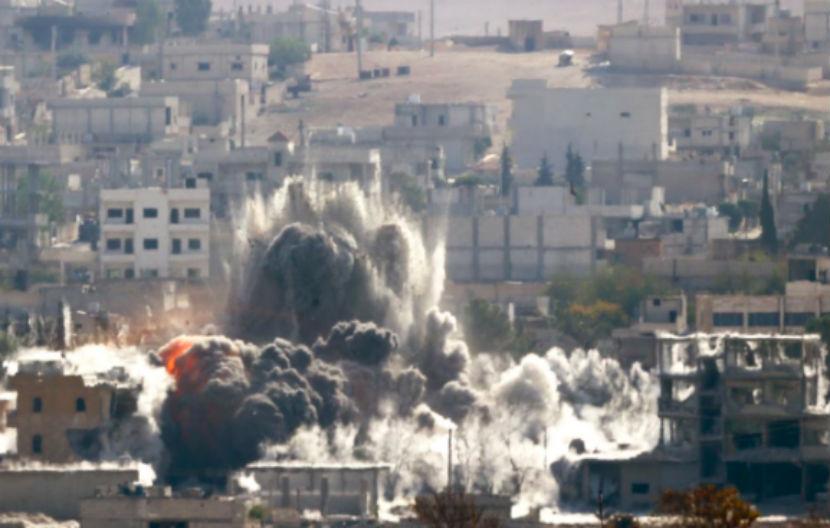 Россия нанесла в Сирии первые авиаудары по боевикам