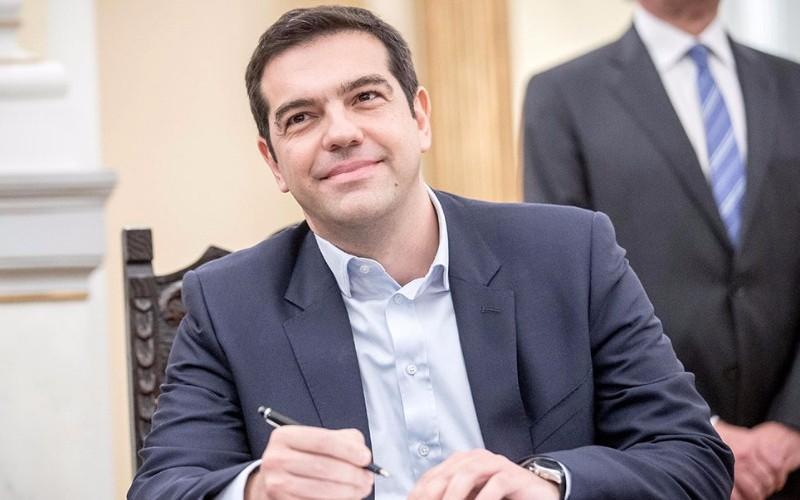 СИРИЗА во главе с Алексисом Ципрасом победила на выборах в Греции