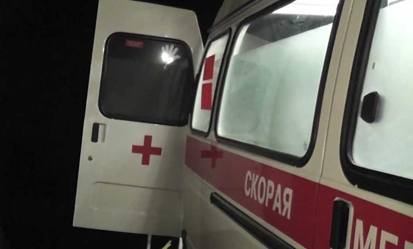 КамАЗ столкнулся с маршруткой на въезде в Архангельск: 12 пострадавших