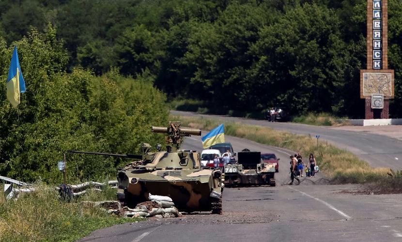 Тележурналисток из Киева избили и ограбили в «украинском» Донбассе