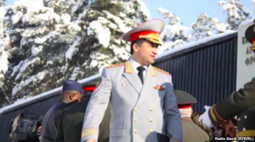 В Таджикистане убит мятежный генерал Абдухалим Назарзода