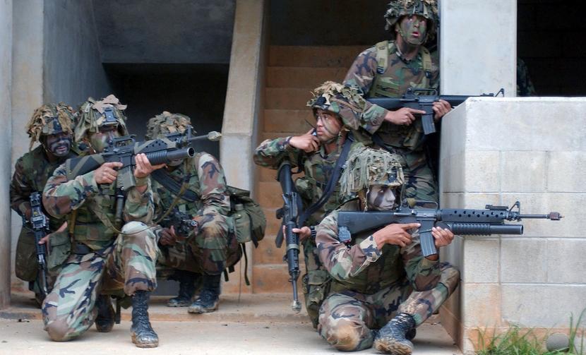 Террористы расстреляли всех милиционеров при нападении на блокпост в Душанбе