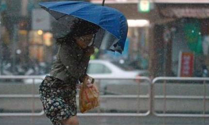 Тайфун накрыл Тайвань, пострадали более 300 человек