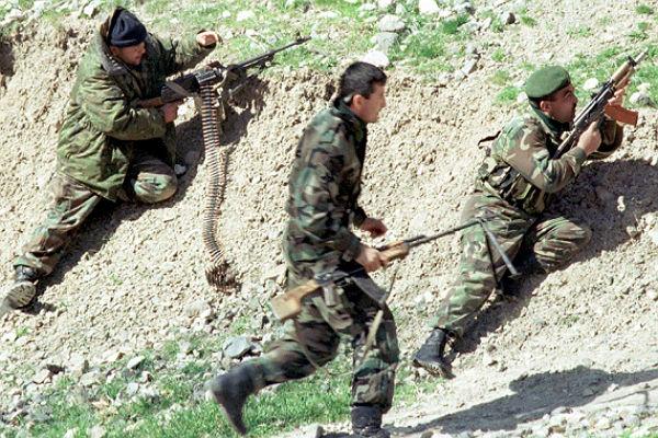 17 человек погибли во время нападения бандитов на отдел МВД в Таджикистане
