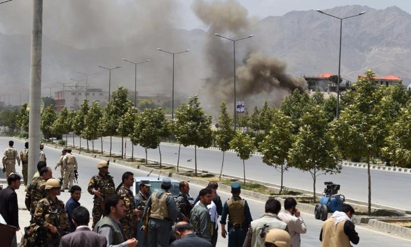 Талибы напали в Пакистане на авиабазу и понесли потери