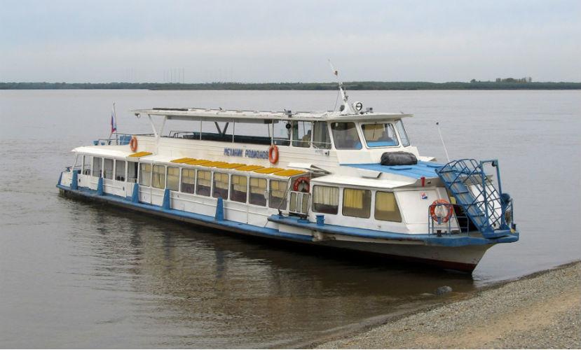 Пьяный капитан теплохода выбросил 71 пассажира на берег в Хабаровске