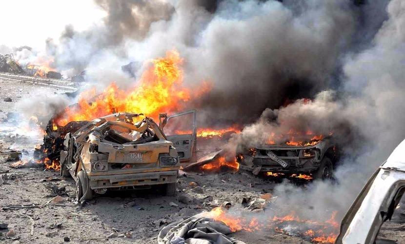 Террористы-смертники снова атаковали Багдад. Есть жертвы
