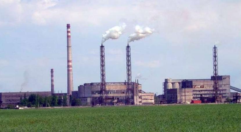 Украина перекрыла ж/д сообщение с заводом
