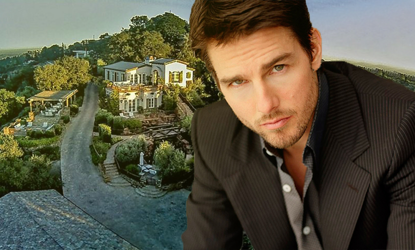 Том Круз распродает элитную недвижимость