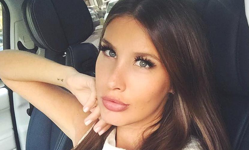 Кэти Топурия неожиданно вернулась в Грузию