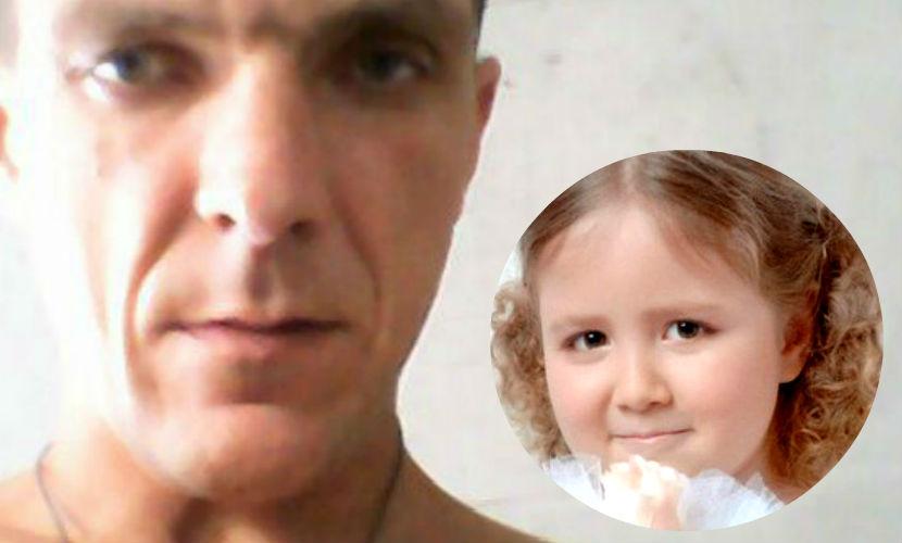 Опубликовано видео с убийцей 11-летней Виолетты Токарчук