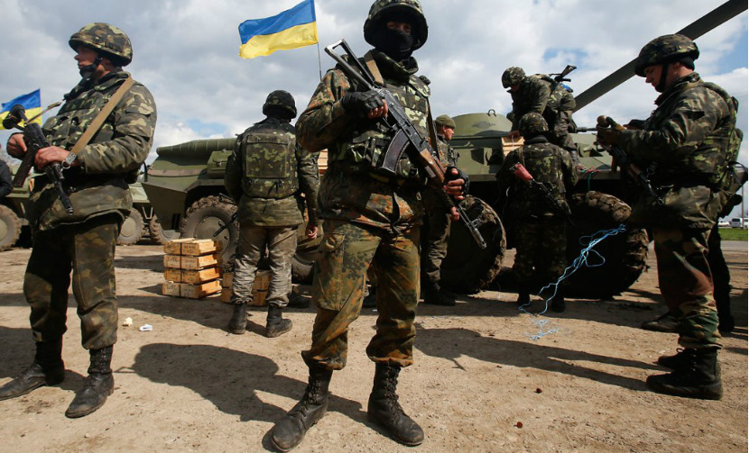 Украина упала на 25-е место в рейтинге мощи армий мира