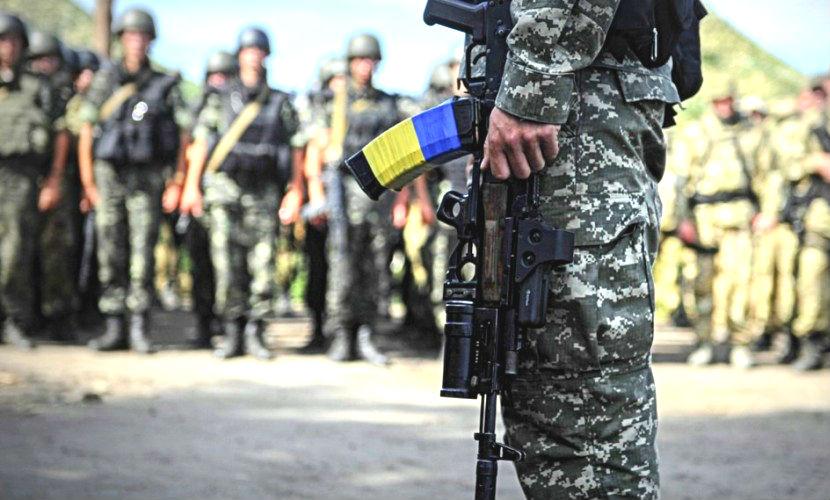 Украинский военный расстрелял сослуживца в Донбассе