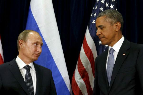 Путин: Низкий уровень отношений между РФ и США - выбор последних