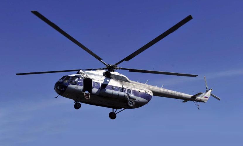Пьяный угонщик вертолета в Красноярском крае отделался условным сроком