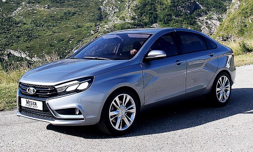 «АвтоВАЗ» запустил в серийное производство долгожданную «Ладу Весту»