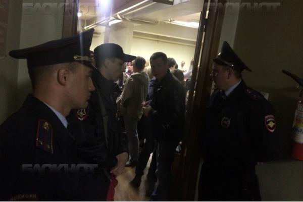 Депутат Госдумы и кандидат в депутаты Воронежской облдумы задержаны во время подсчета голосов