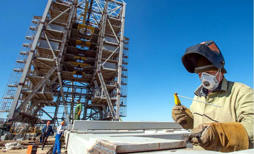 При строительстве космодрома «Восточный» из бюджета расхитили более 5 миллиардов рублей