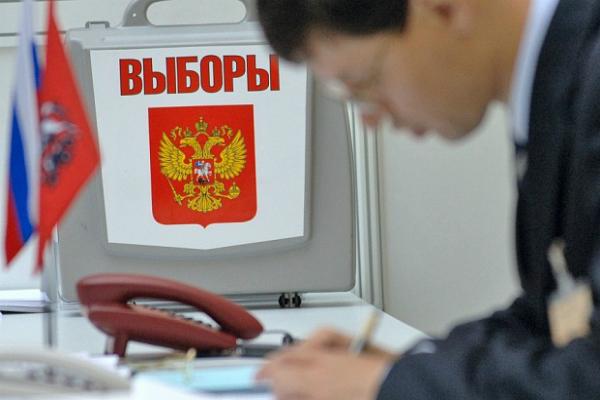 В Иркутской области проходит второй тур выборов губернатора
