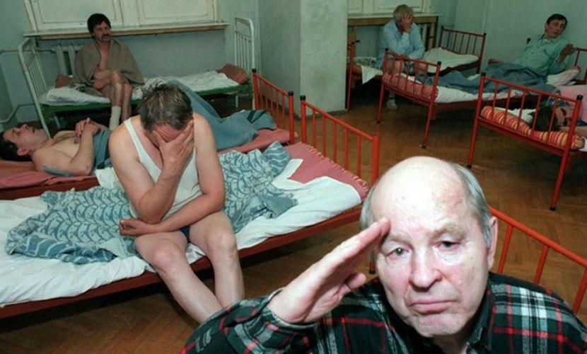 Россияне поддержали возвращение вытрезвителей и принудительного лечения психбольных