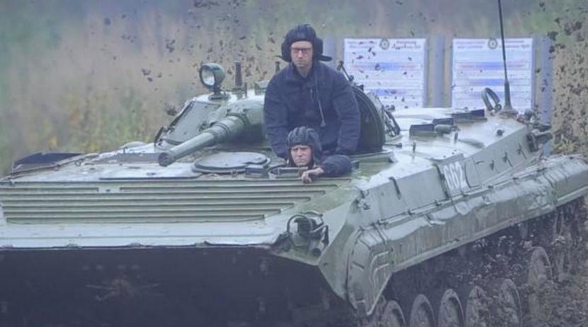 Экс-глава чеченских ваххабитов не видел Яценюка на войне