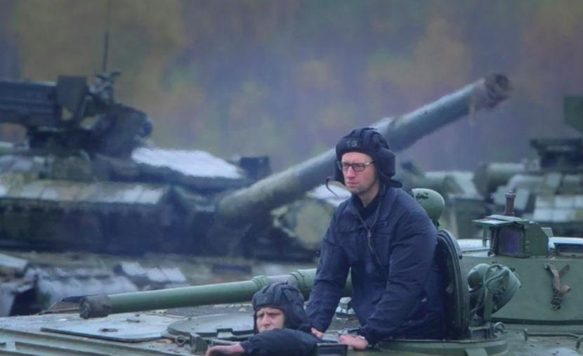 Бастрыкин: Яценюк был чеченским боевиком