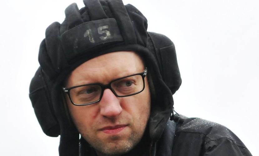 Киев ответил на «Яценюка в Чечне» утверждением о Савченко и Геббельсе