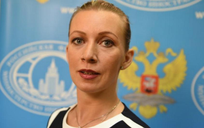 Захарова пожалела Пентагон из-за слов Путина о бабушке