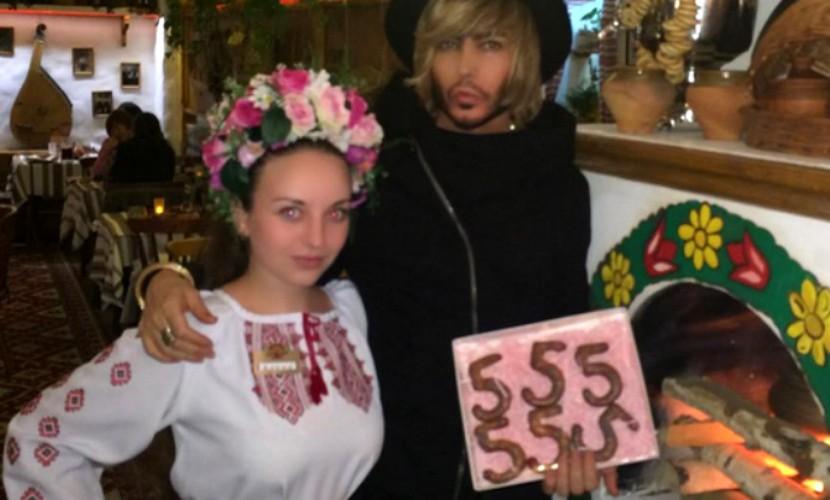 Эпатажный Сергей Зверев решил женить сына на украинке