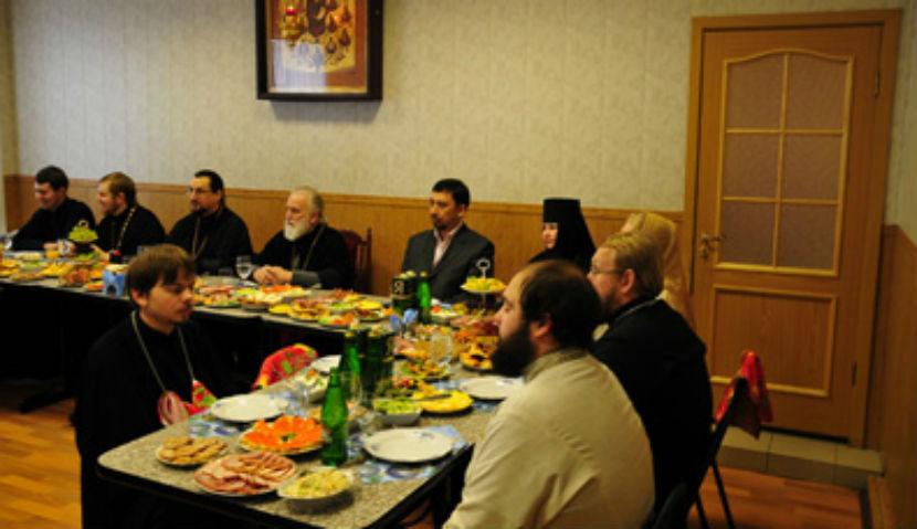 Будущий священник из Рязани жестоко избил семинариста из-за селедки