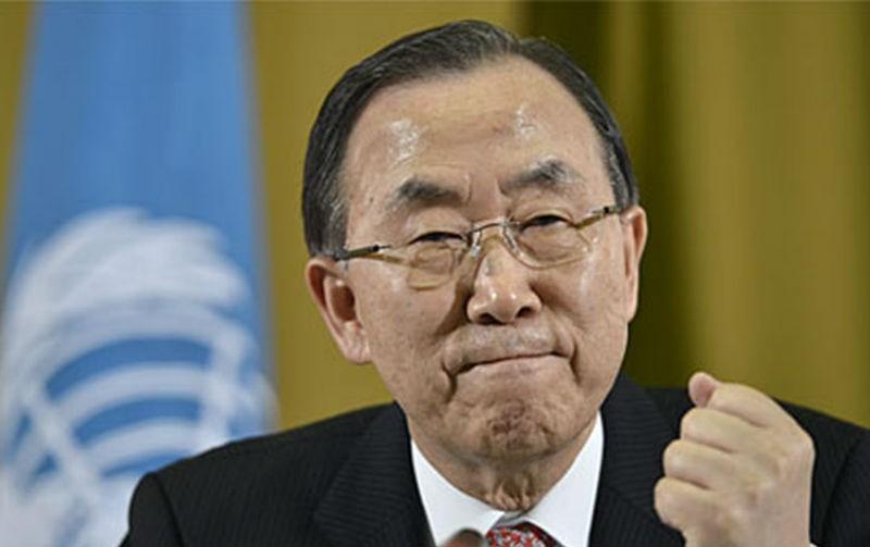 Генсек ООН резко осудил нападение на посольство России в Сирии