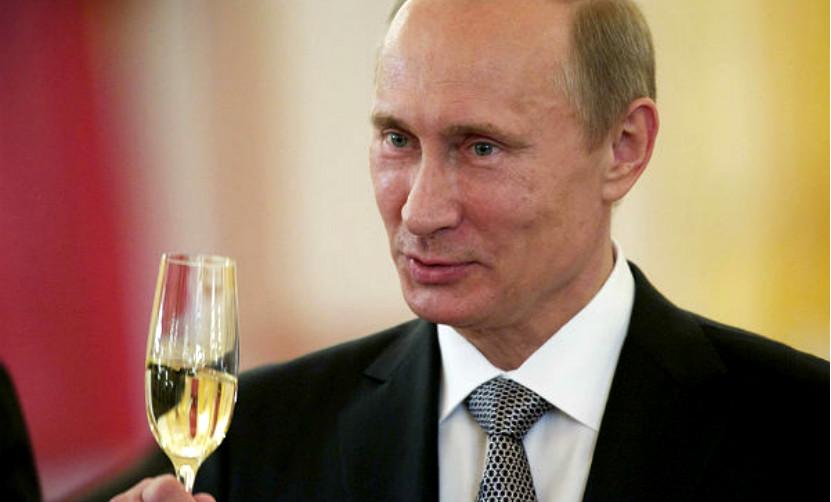 Календарь: 7 октября - День Владимира Путина