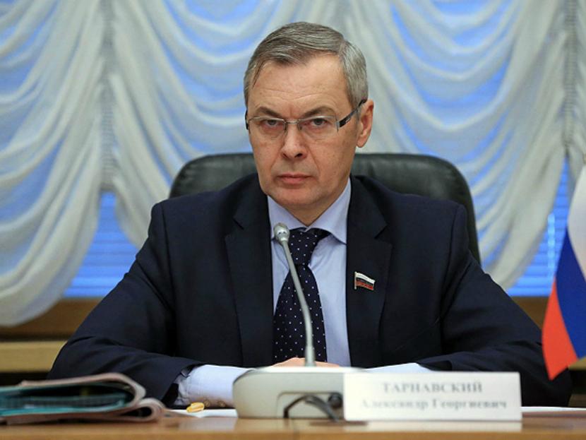 Депутат фракции  СР Александр Тарнавский
