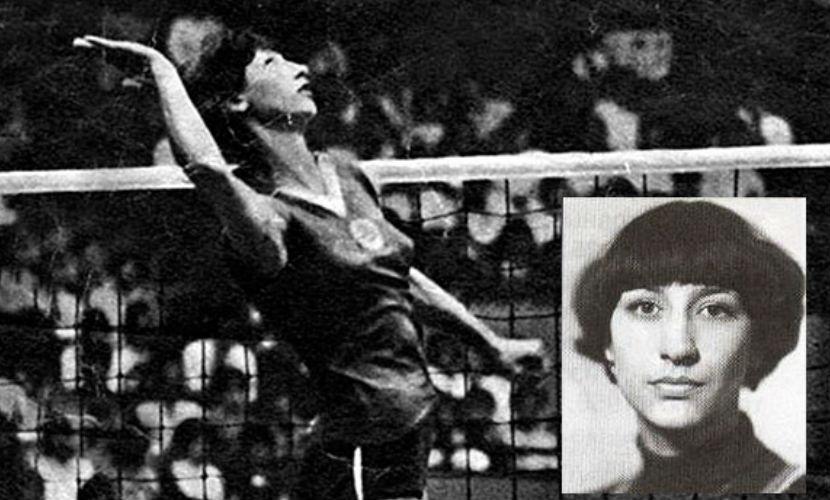 Ушла из жизни звезда советского волейбола