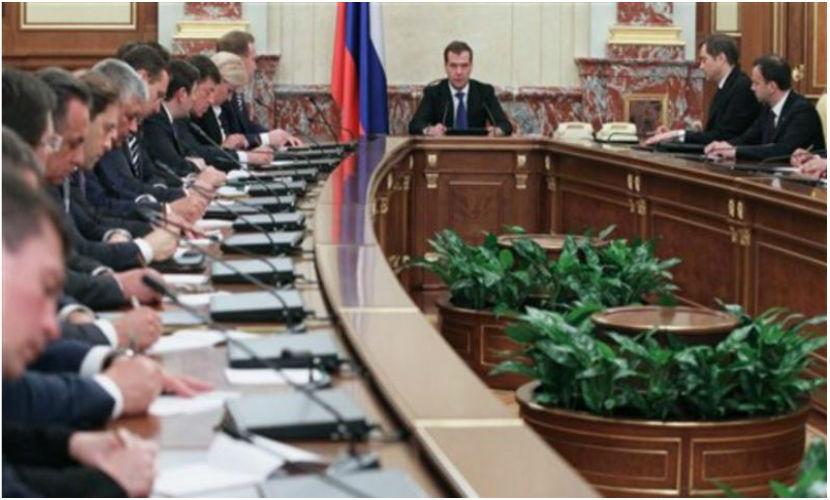 Правительство России продолжит поддерживать экономику США
