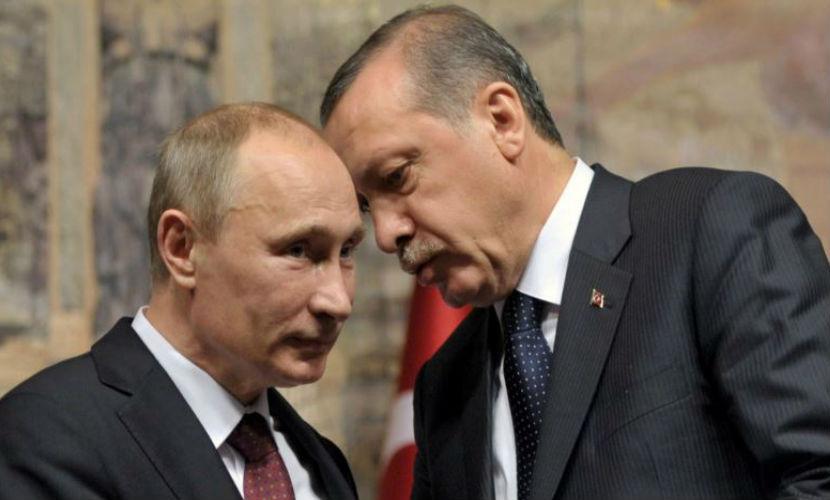 Турция забыла о шантаже России и настроена на сотрудничество