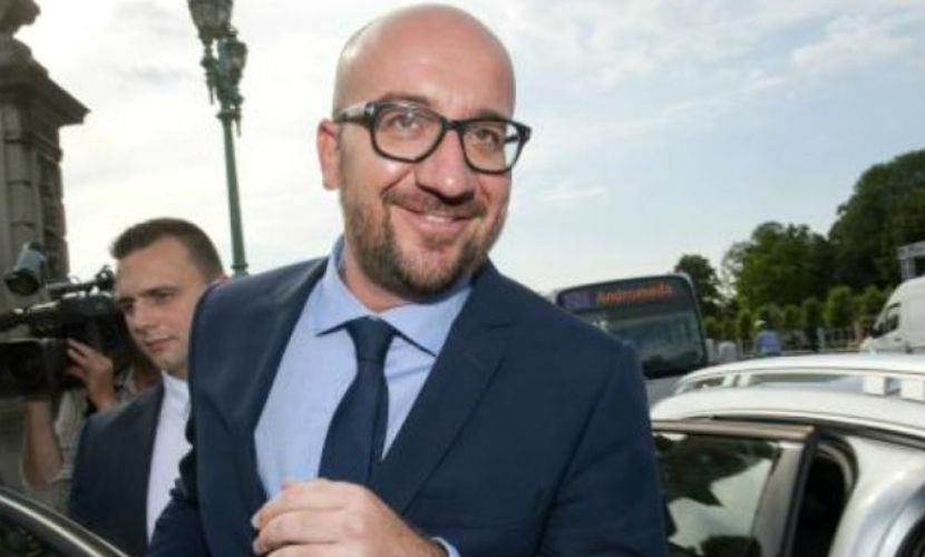 Кортеж премьера Бельгии протаранил сумасшедший ненавистник