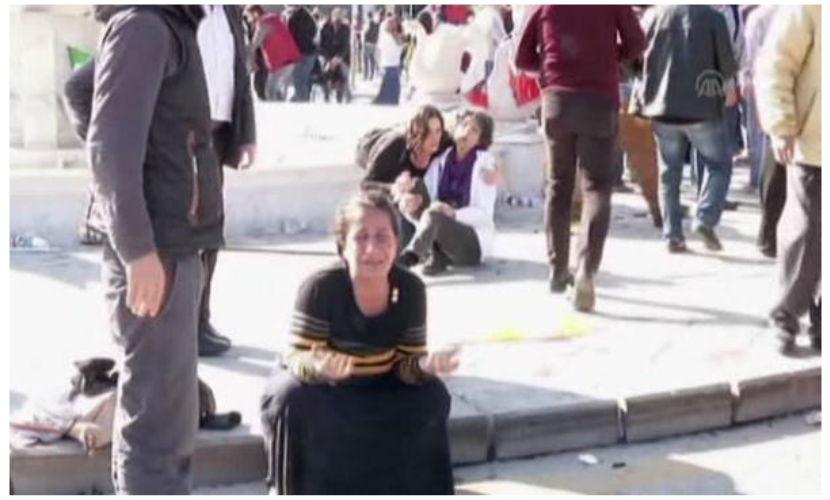 Организаторы терактов в Турции молчат, провоцируя политический кризис