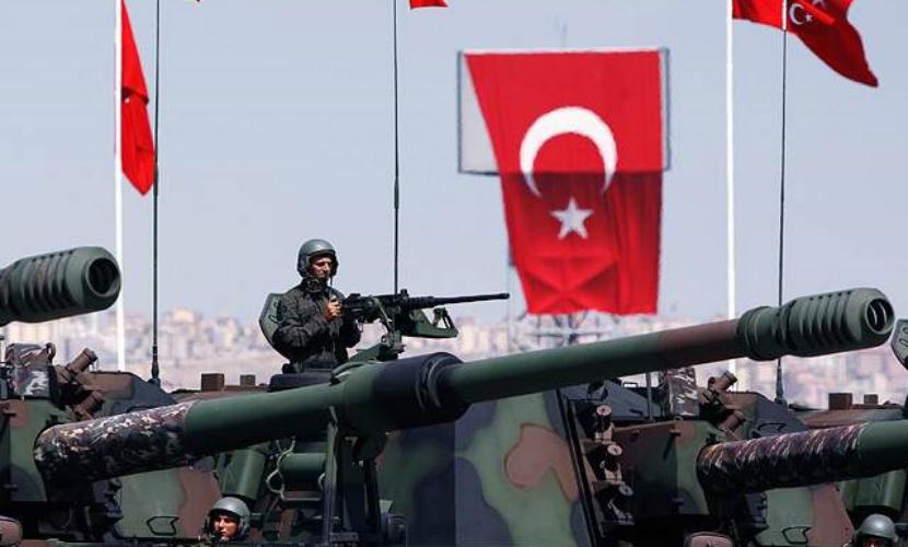 Власти Турции угрожают нанести удар по союзникам США в Сирии