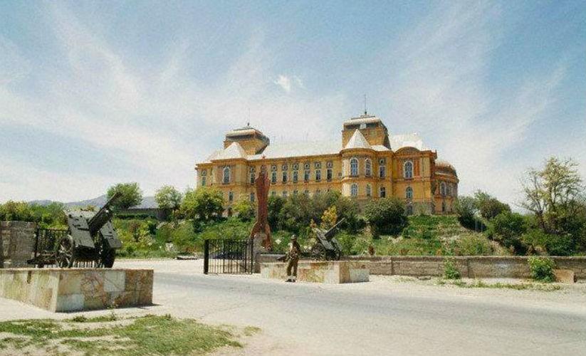 Смертник взорвался возле посольства России в Афганистане