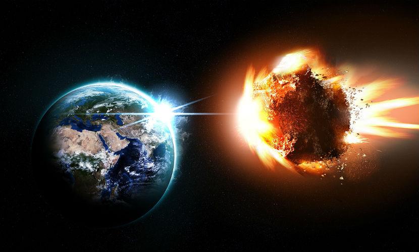Гигантский астероид приблизился к Земле на опасное расстояние